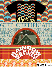 Piebird Shop - Gift Certificates, Shirts