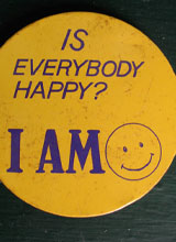 Is everybody happy? I am!